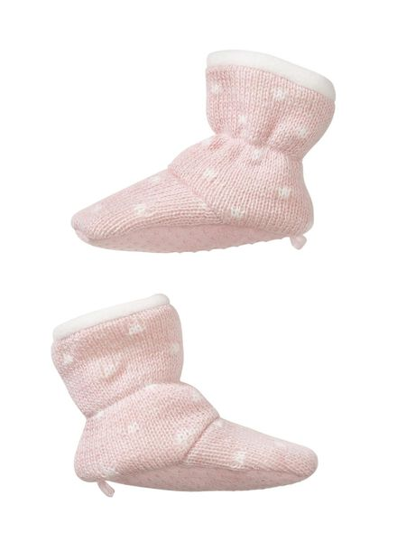 baby sokslofjes roze roze - 1000004833 - HEMA