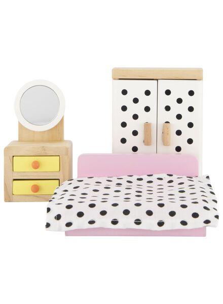 houten interieur set - slaapkamer - 15120036 - HEMA