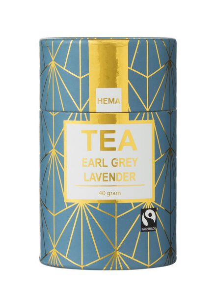 earl grey lavendel thee fairtrade - 60900172 - HEMA