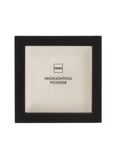highlighting powder moonlight - 11294902 - HEMA
