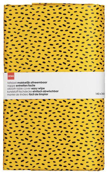 tafelzeil - kunststof - 240x140 - 5320006 - HEMA