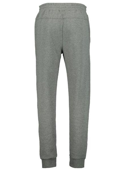 heren sweatbroek grijs grijs - 1000014300 - HEMA