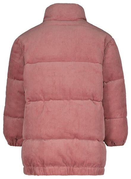 kinderjas corduroy roze roze - 1000020305 - HEMA