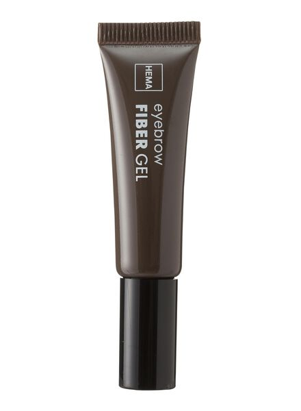 wenkbrauw mascara bruin - 11214062 - HEMA