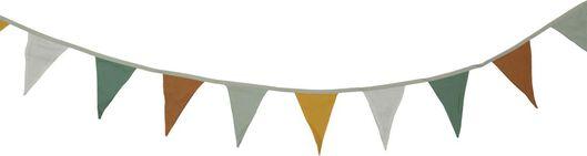 vlaggenlijn textiel - 3.8 meter - 13220035 - HEMA