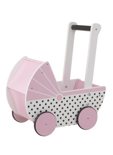 houten poppenwagen - 15122416 - HEMA