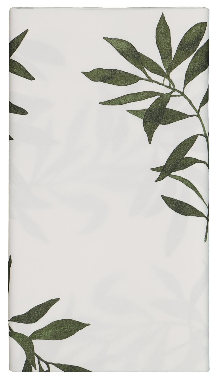 HEMA Tafelkleed Papier 138x220 Bladeren