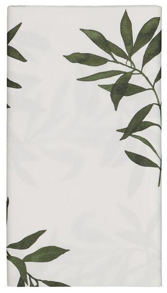 tafelkleed papier 138x220 bladeren - 14200359 - HEMA