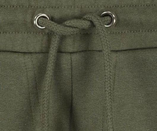 kinder sweatbroek legergroen legergroen - 1000020086 - HEMA