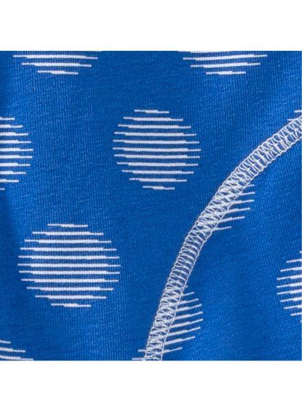 herenboxer blauw blauw - 1000007489 - HEMA
