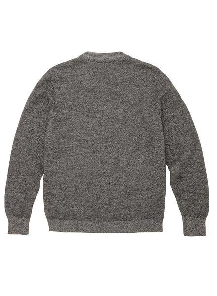 herenvest grijs grijs - 1000009966 - HEMA