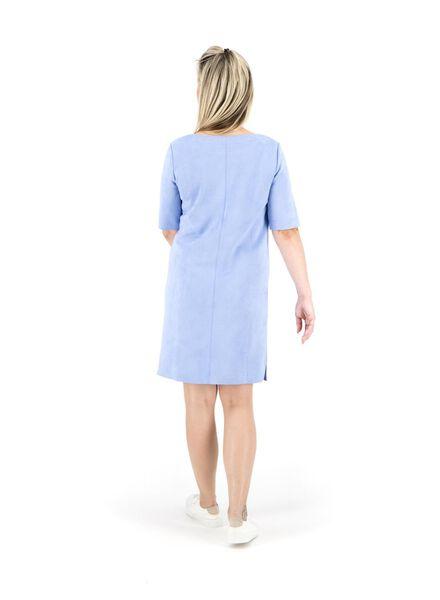 damesjurk lichtblauw lichtblauw - 1000014803 - HEMA