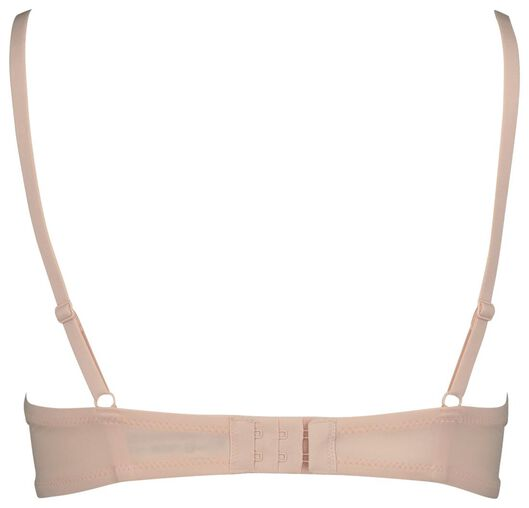 padded t-shirt bh micro extra soft roze 85D - 21840261 - HEMA