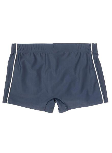 heren zwembroek donkerblauw donkerblauw - 1000012595 - HEMA