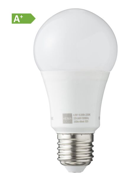 LED lamp flame 4,5w - 20060042 - HEMA