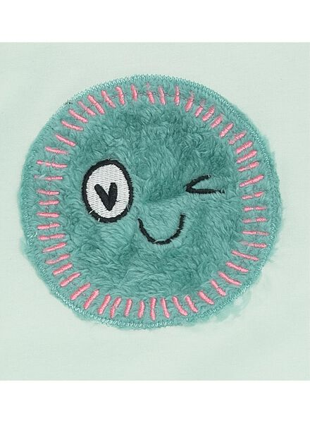 kinderpyjama mintgroen mintgroen - 1000009231 - HEMA