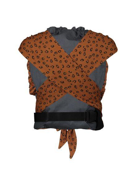 baby draagzak - luipaard - 33590980 - HEMA