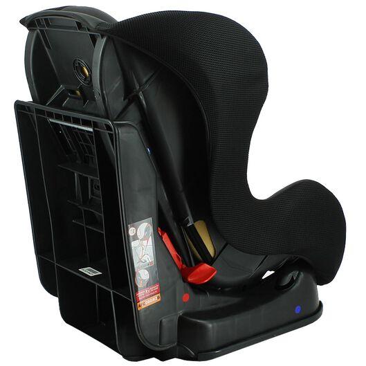 autostoel baby 0-25kg zwart/witte stip - 41700005 - HEMA