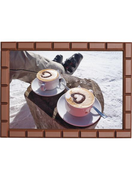 fotochocolade fotolijst - 6380003 - HEMA