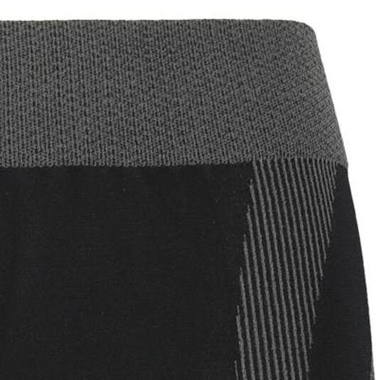 kinder thermobroek zwart zwart - 1000017089 - HEMA