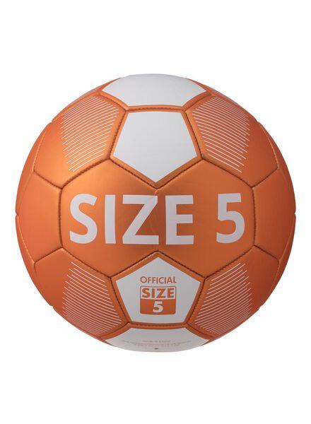 voetbal maat 5 - 34114152 - HEMA