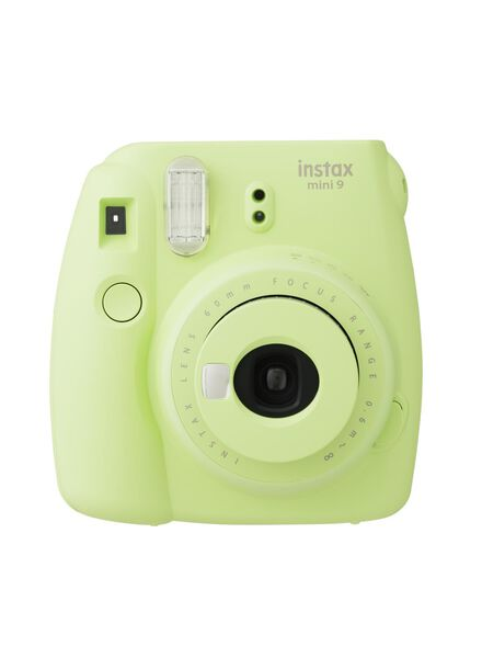 Fujifilm Instax selfie camera mini 9 - 60300391 - HEMA
