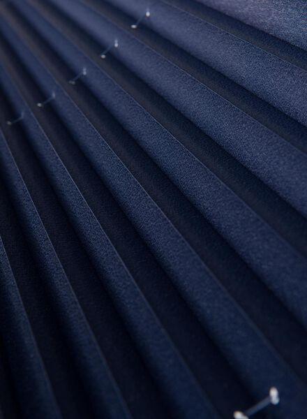 plisségordijn glanzend lichtdoorlatend 20 mm - 7430050 - HEMA