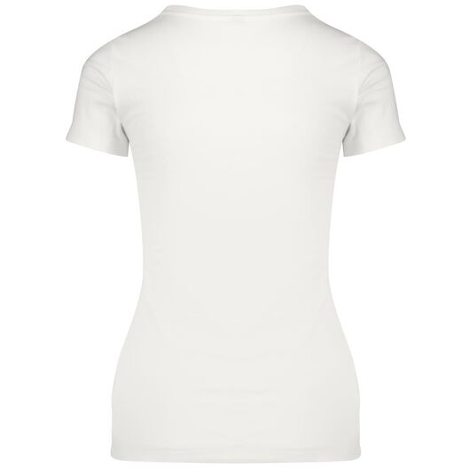 Pride t-shirt Viktor&Rolf slim fit wit - 1000013972 - HEMA