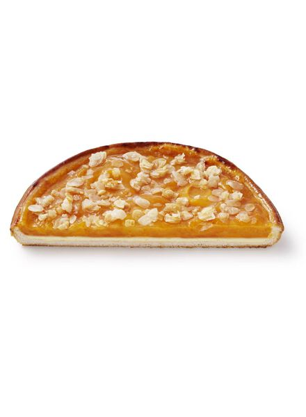 abrikozenvlaai half 5 p. - 6350005 - HEMA