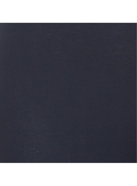 dameslegging - biologisch katoen donkerblauw donkerblauw - 1000004664 - HEMA