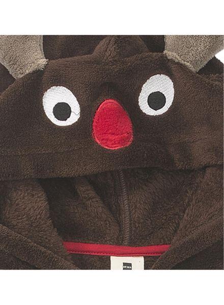 kinder onesie bruin bruin - 1000010549 - HEMA