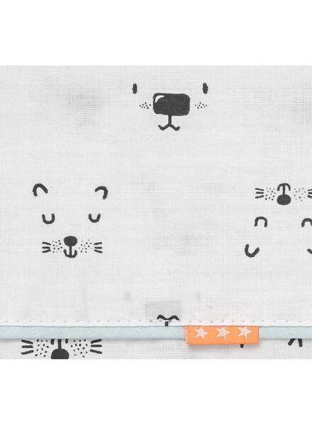 wieg laken 80 x 100 cm - 33328019 - HEMA