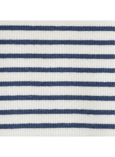 kinder t-shirt donkerblauw donkerblauw - 1000004975 - HEMA