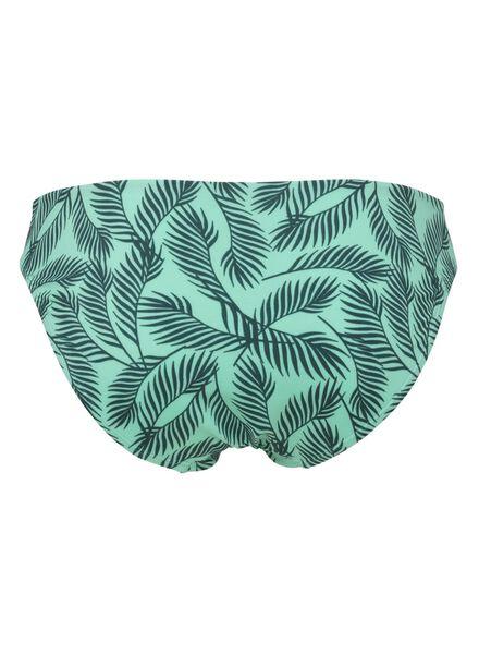 dames bikinislip groen groen - 1000011892 - HEMA