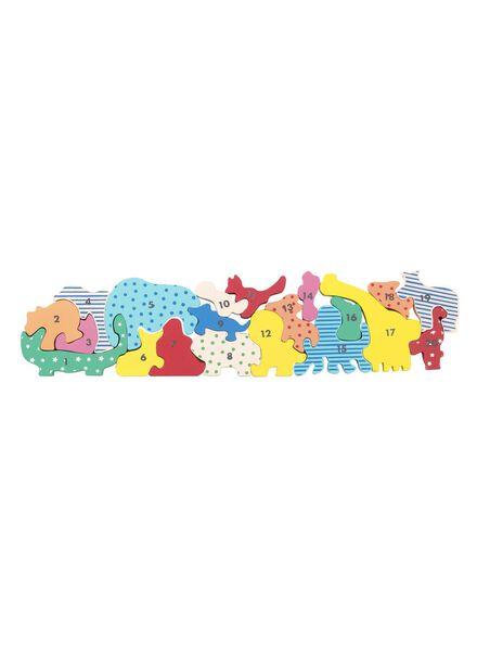 houten vormenpuzzel - 15190037 - HEMA
