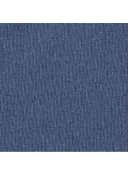 2-pak kinderhemden blauw blauw - 1000011498 - HEMA