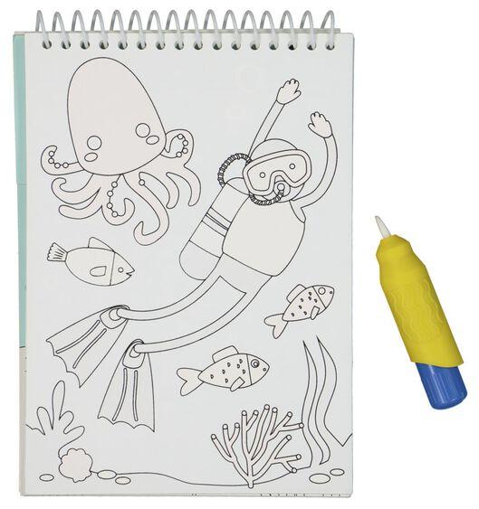 waterkleurboek - 15910146 - HEMA