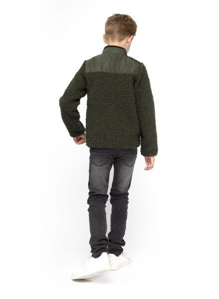 kindervest groen groen - 1000016680 - HEMA