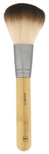 classic powder brush 117 - 11200117 - HEMA