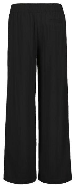 damesbroek zwart zwart - 1000022988 - HEMA