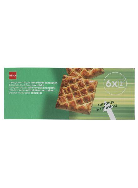 12-pak meergranen biscuits - 10840041 - HEMA