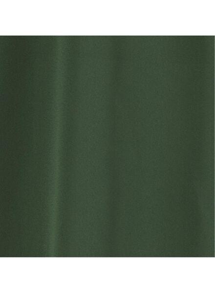 damesblouse donkergroen donkergroen - 1000016799 - HEMA