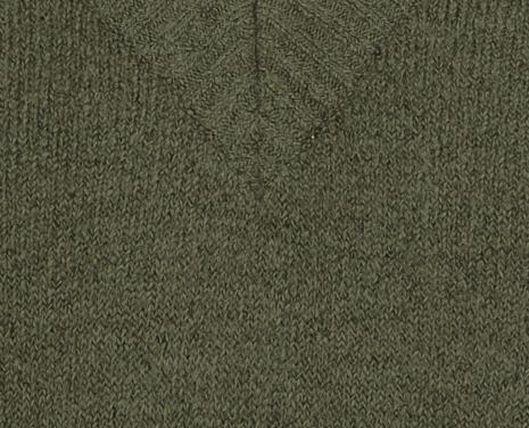 damessweater olijf olijf - 1000018049 - HEMA