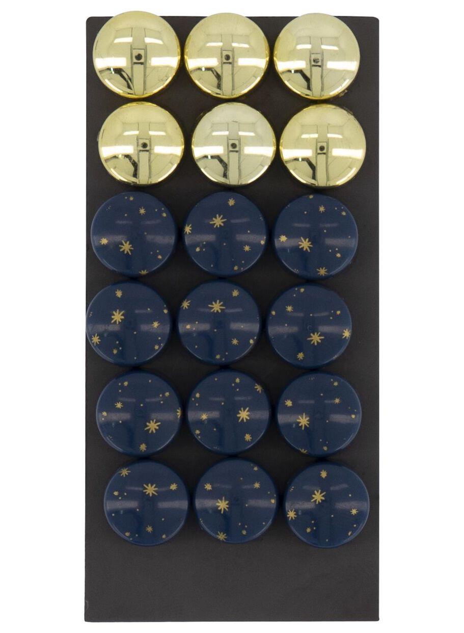 mini magneten - 18 stuks