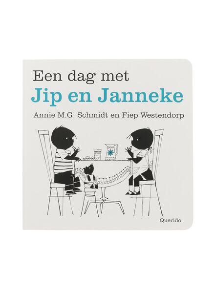 Jip en Janneke boek - Een dag met Jip en Janneke - 15140036 - HEMA