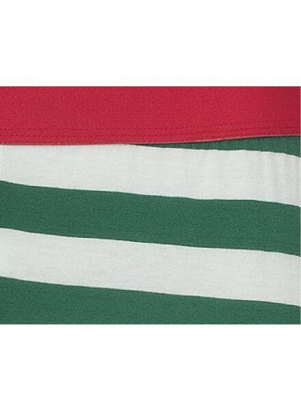 damespyjama elf groen groen - 1000010705 - HEMA
