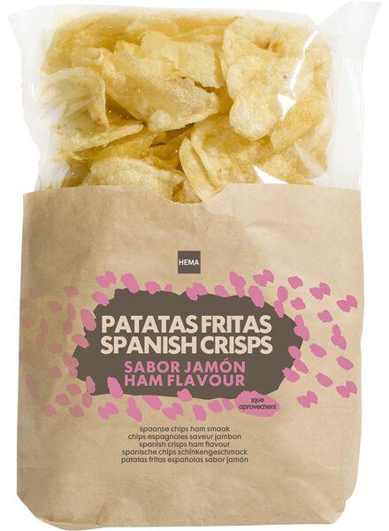 spaanse chips - ham - 110 gram - 10635780 - HEMA