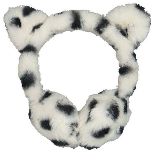 kinder oorwarmers fluffy - 16764501 - HEMA