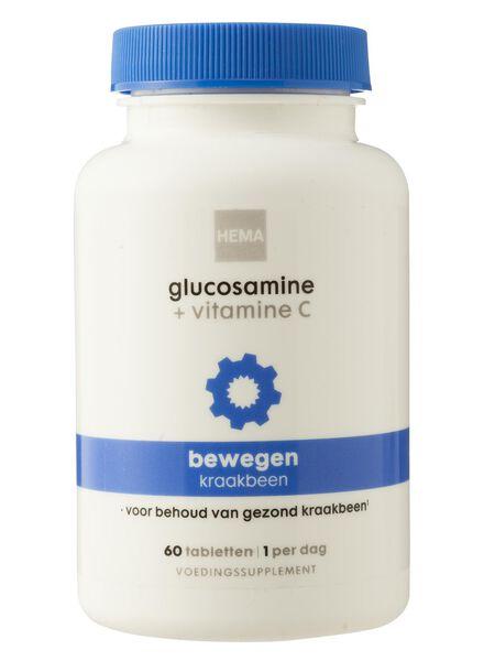 glucosamine + vitamine C - 11401508 - HEMA
