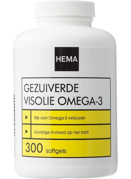 visolie omega 3 - 11460004 - HEMA